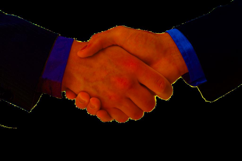 digital-handshake
