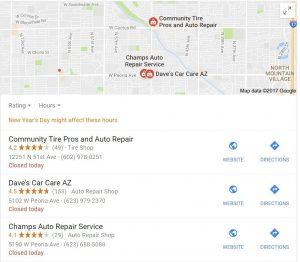 Local Maps Listings - Local SEO Optimization