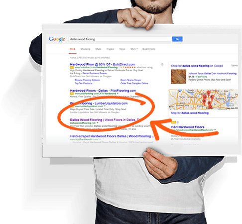 page-ranking-factors-man-holding-sign