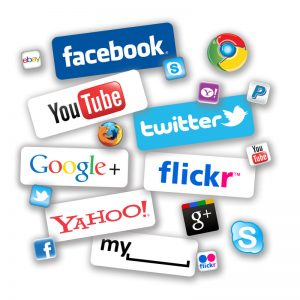 Social Media - Facebook, Twitter, Youtube, Google +