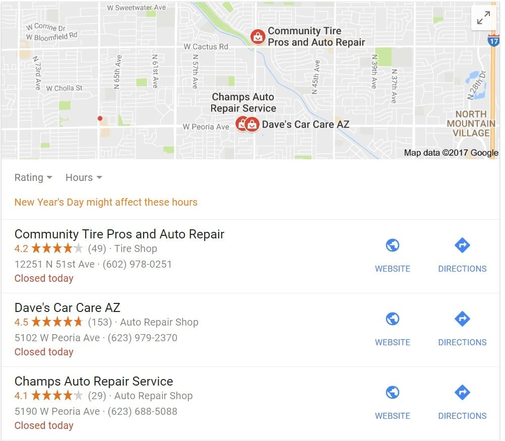 Local Maps Listings - Local SEO Optimization