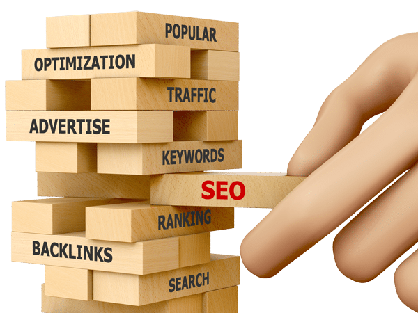 Website Marketing Building Blocks